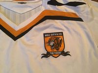 Global Classic Football Shirts | 2007 Hull City Vintage Old Soccer Jerseys